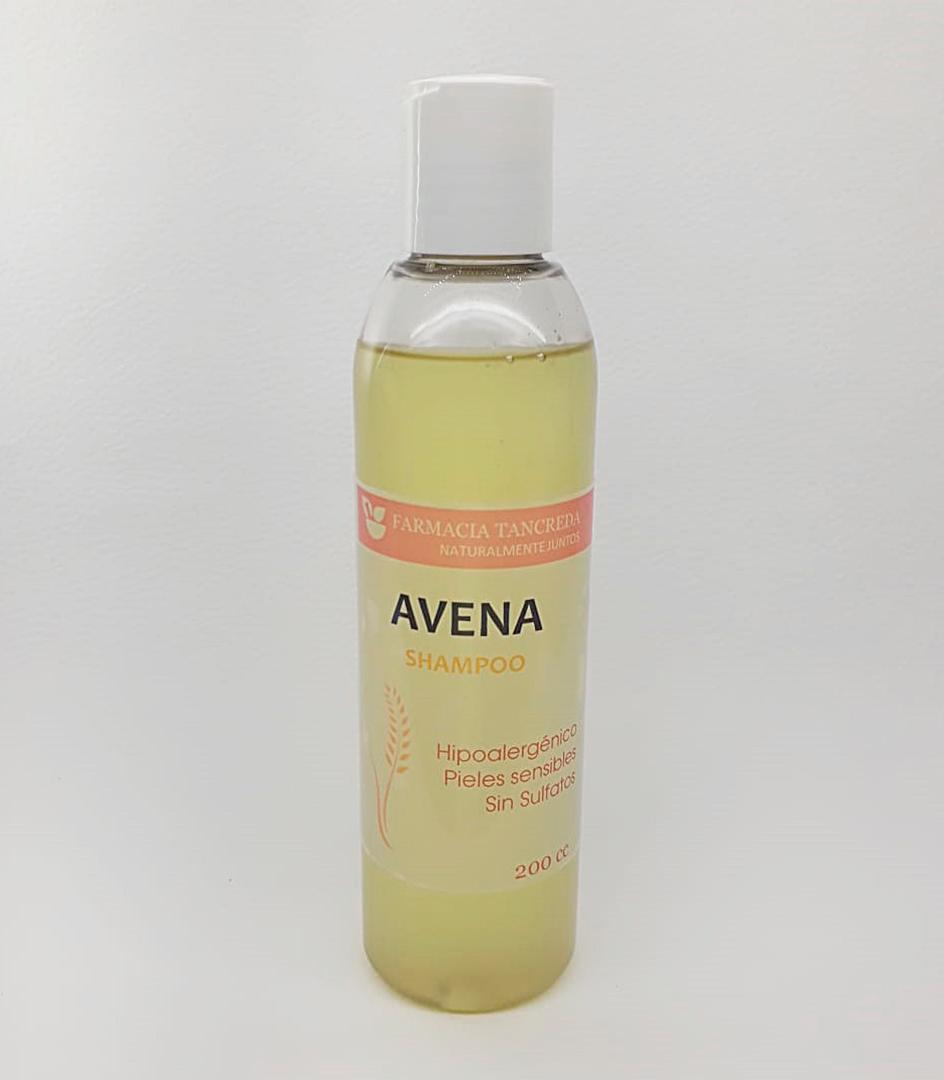 Avena GfT shampoo